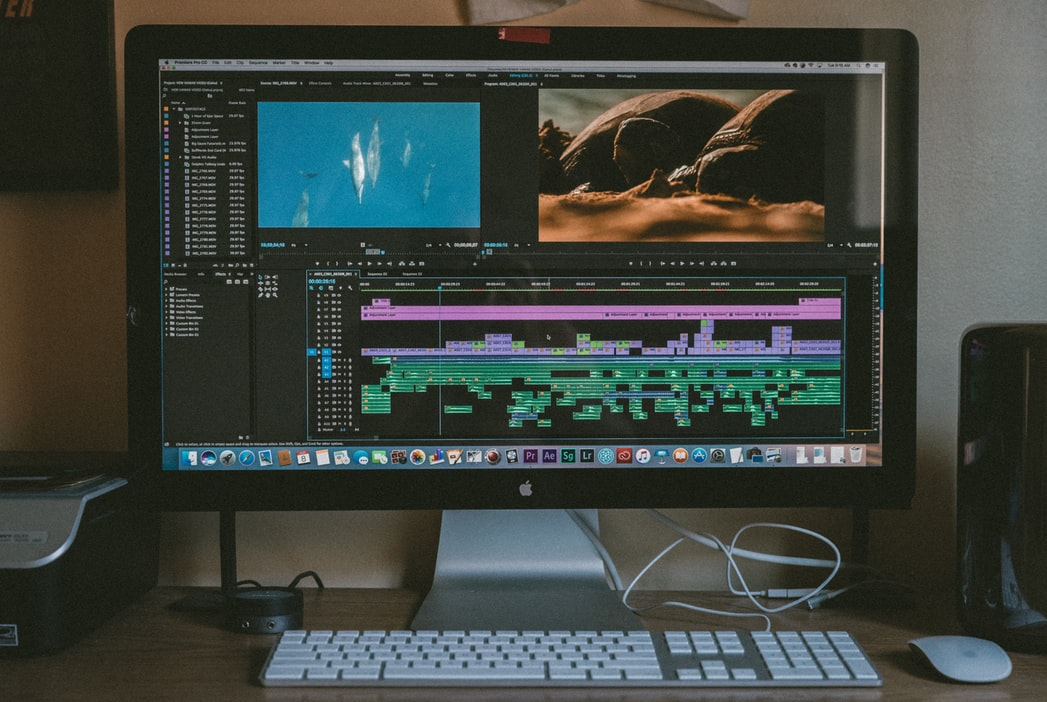 Adobe Premiere Pro Training in Dubai